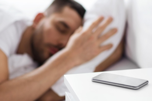Smartphone app can predict asthma deterioration by measuring night-time coughing - preview image