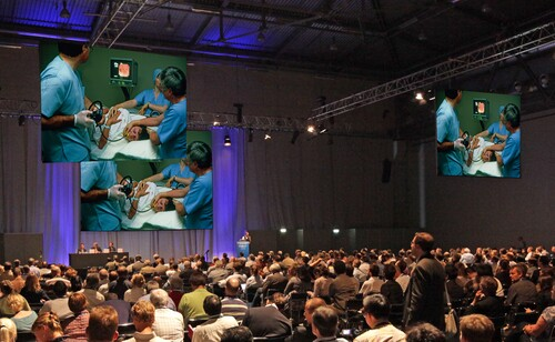 ERS Congress 2020: Experience real-time procedures at the Live from the Clinic sessions - preview image
