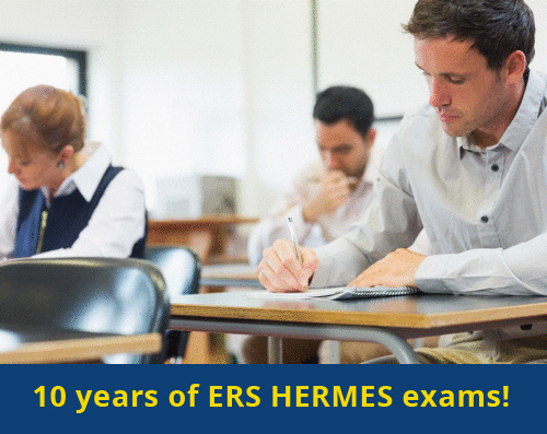 ERS HERMES examination in adult respiratory medicine - preview image