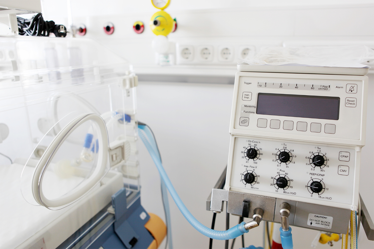Respiratory failure and mechanical ventilation resources - Preview Image
