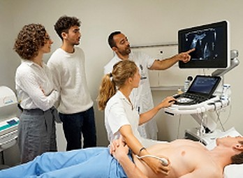 Thoracic ultrasound training programme – part one - preview image