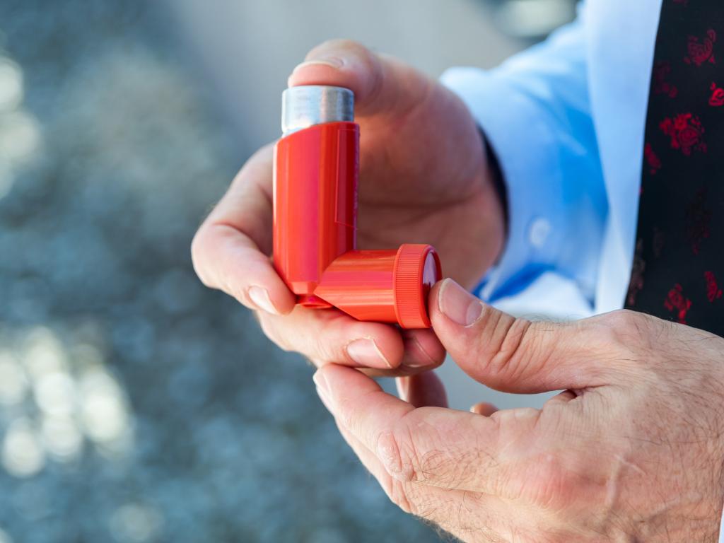 New developments in asthma - hero image