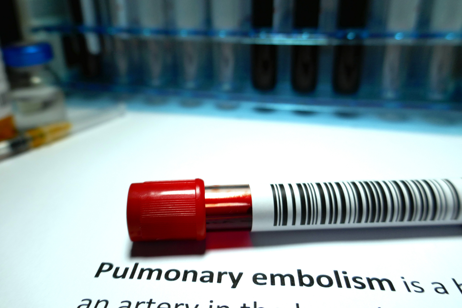 Prevalence of pulmonary embolism among patients with COPD hospitalised with acutely worsening respiratory symptoms - preview image