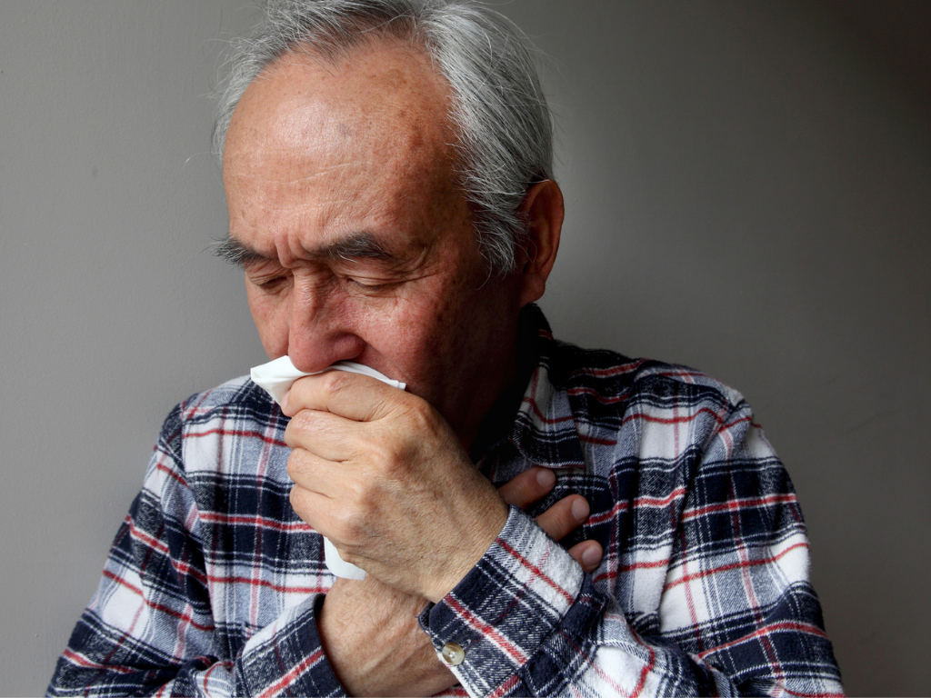 New therapies for chronic cough - hero image