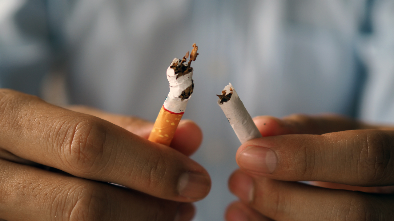 Policy changes urgently needed to support tobacco cessation, warn respiratory groups - Preview Image