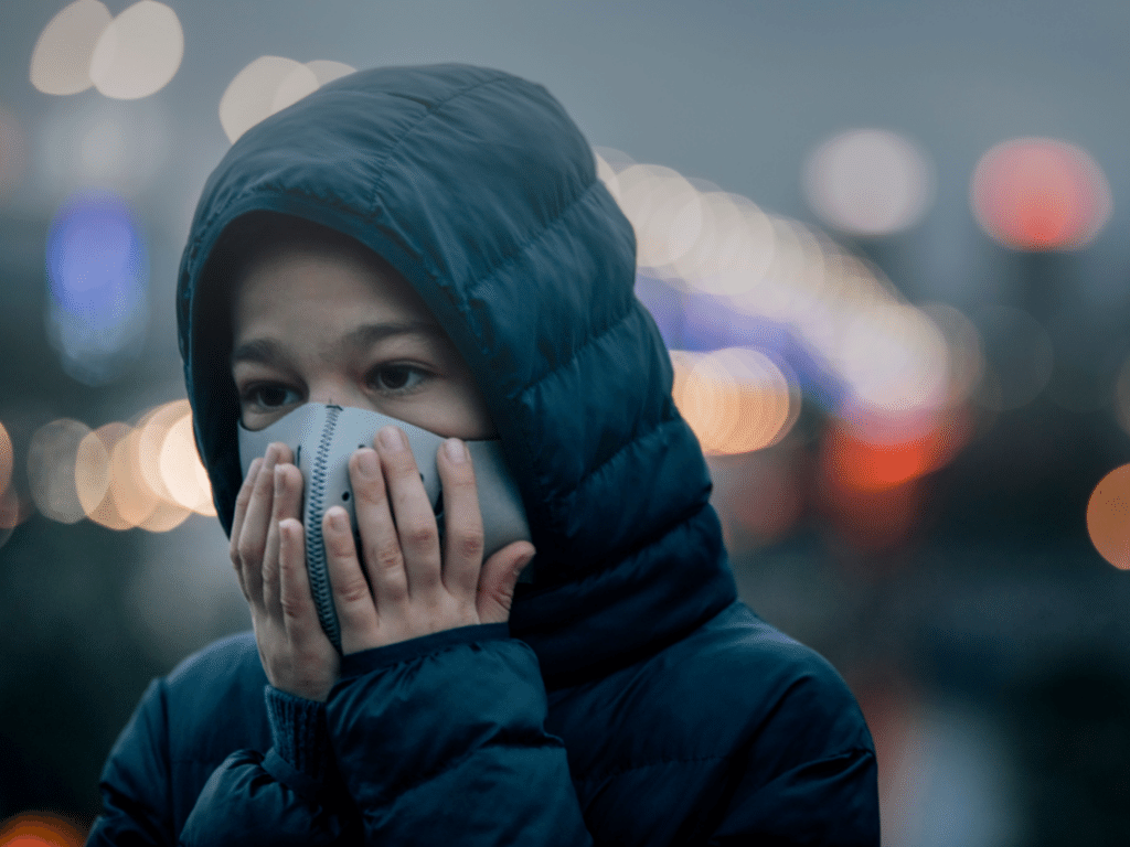 Air pollution and the lung in children: the evidence for exposure and prevention measures - preview image
