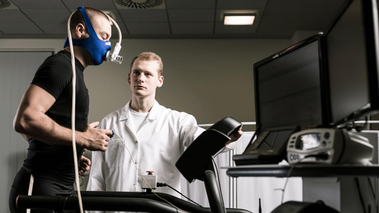 Cardiopulmonary exercise testing - image