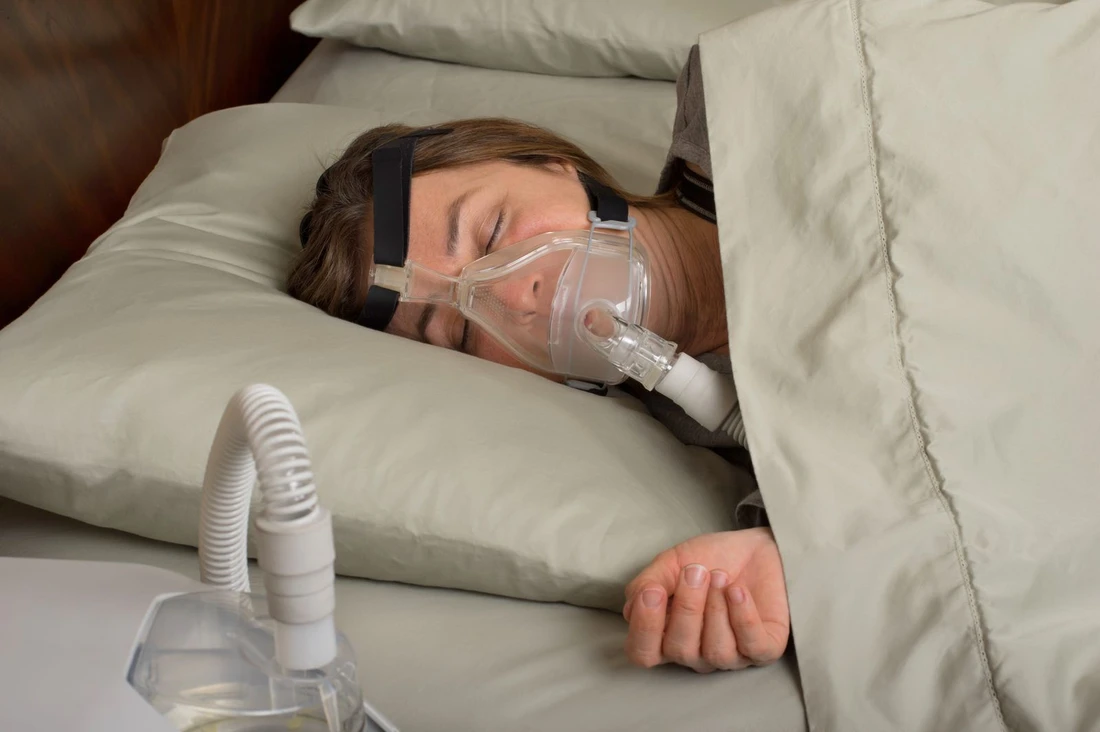 Respiratory sleep certified training programme - Preview Image