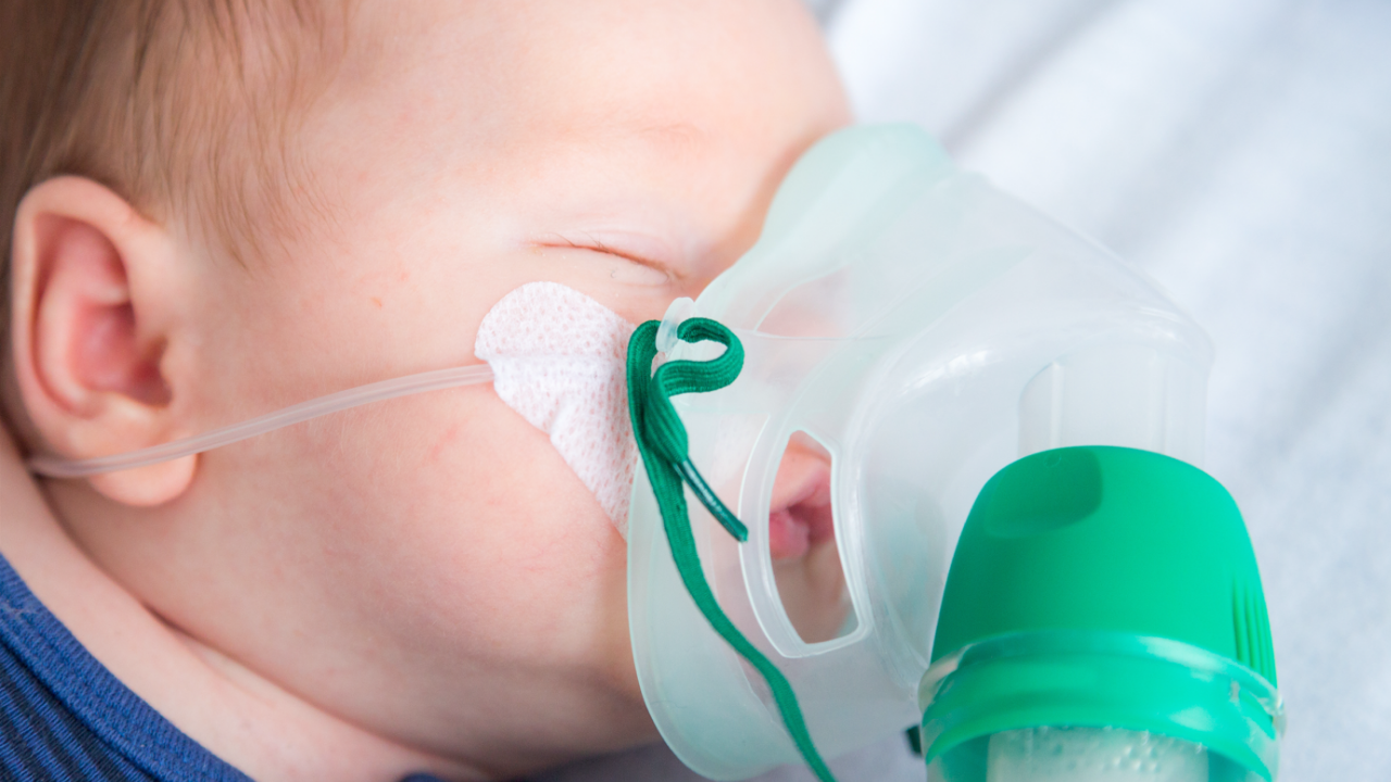 Respiratory Diseases of the Newborn Infant - preview image