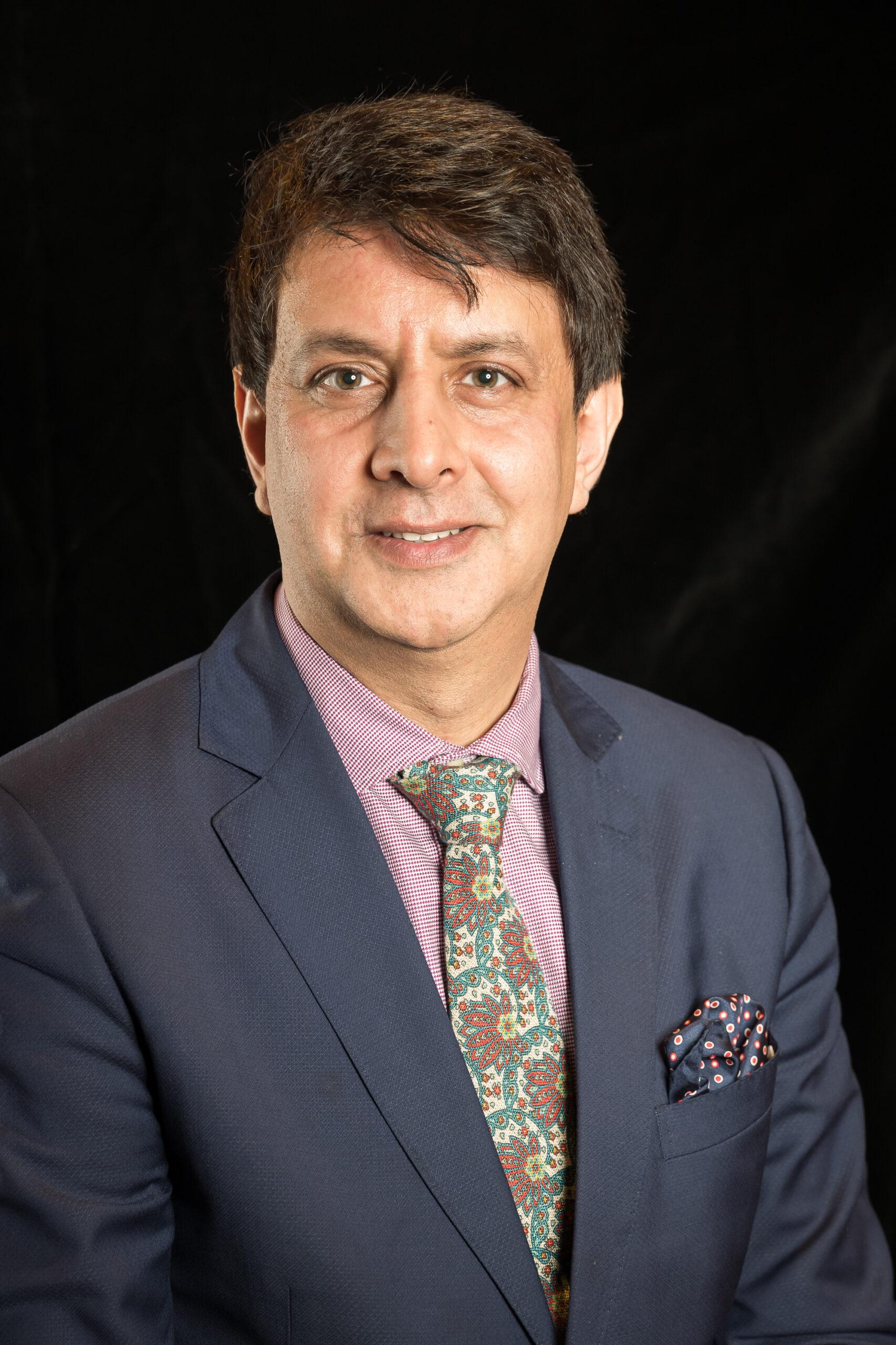 Prof. Omar Usmani - profile image
