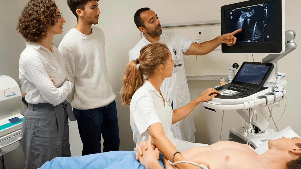 Thoracic ultrasound training programme – part two - preview image